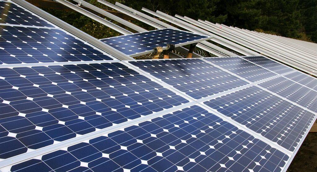 Solar PV Panel System