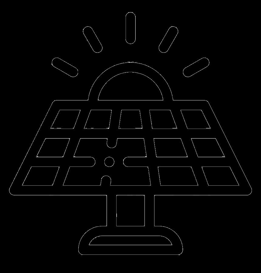 Solar PV System Logo